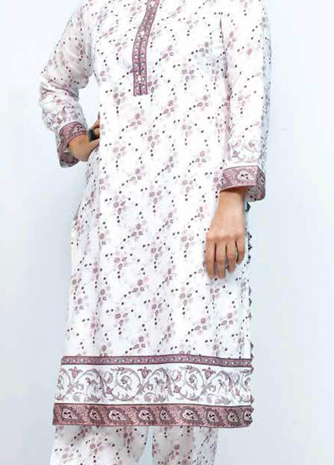 Gul Ahmed Printed Lawn  Unstitched Kurties GA21M SL-907 B - Summer Collection