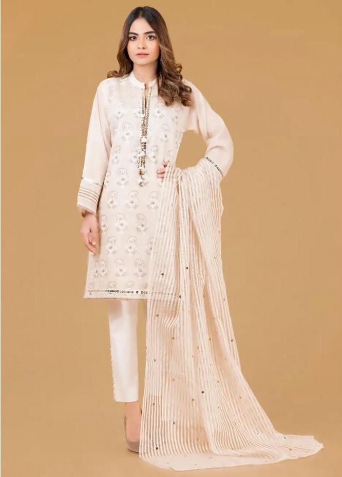 Gul Ahmed Pret Embroidered Cotton 2 Piece GA21P WGK-YDS-DE-414