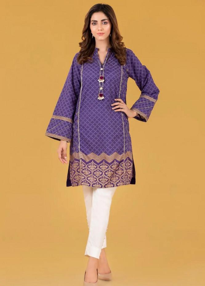 Gul Ahmed Pret Printed Cambric Shirt GA21P WGK-CMS-SP-524