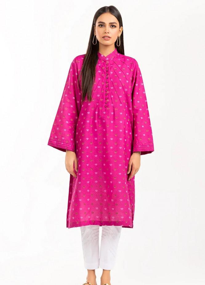 Gul Ahmed Pret Printed Jacquard Shirt GA21P WGK-JQS-DY-840