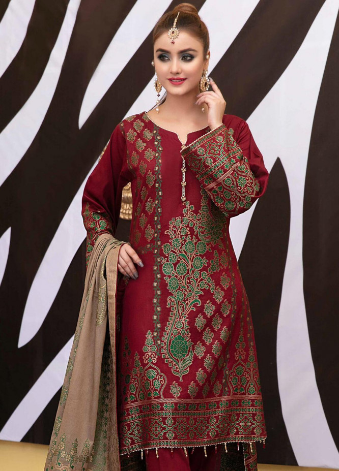 Harmony by Riaz Arts Banarsi Lawn Unstitched 3 Piece Suit RA20H RA-57 - Spring / Summer Collection