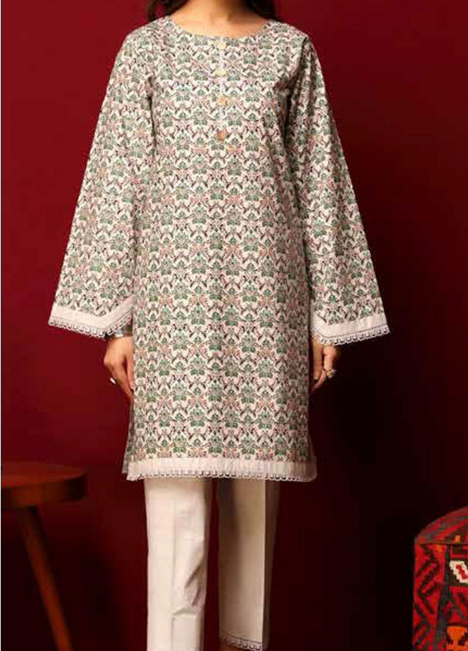 Heena By Ittehad Textiles Printed Cotton Suits Unstitched 2 Piece ITD21HC 001A - Fall Collection