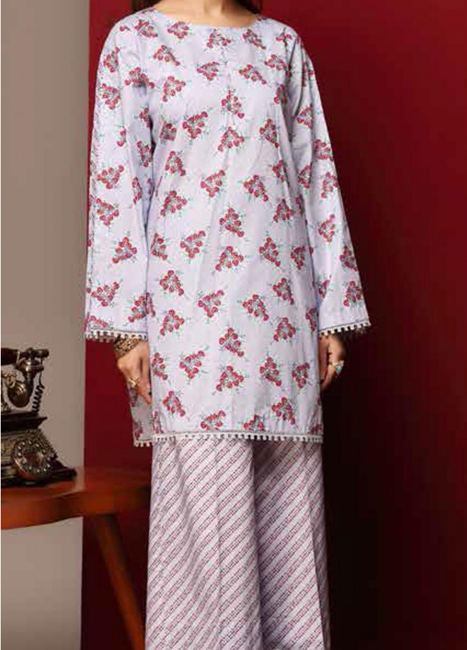 Heena By Ittehad Textiles Printed Cotton Suits Unstitched 2 Piece ITD21HC 004A - Fall Collection