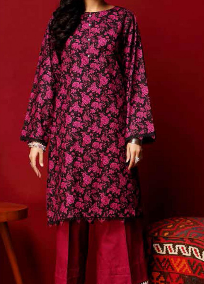 Heena By Ittehad Textiles Printed Cotton Suits Unstitched 2 Piece ITD21HC 009C - Fall Collection