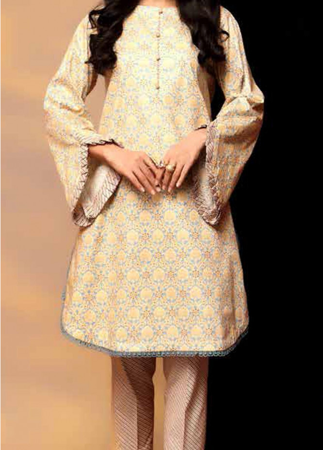 Heena By Ittehad Textiles Printed Cotton Suits Unstitched 2 Piece ITD21HC 010B - Fall Collection