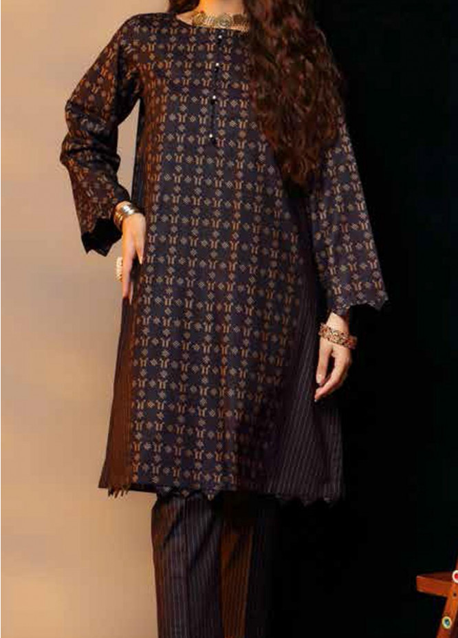 Heena By Ittehad Textiles Printed Cotton Suits Unstitched 2 Piece ITD21HC 011C - Fall Collection