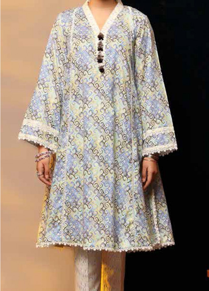 Heena By Ittehad Textiles Printed Cotton Suits Unstitched 2 Piece ITD21HC 012B - Fall Collection