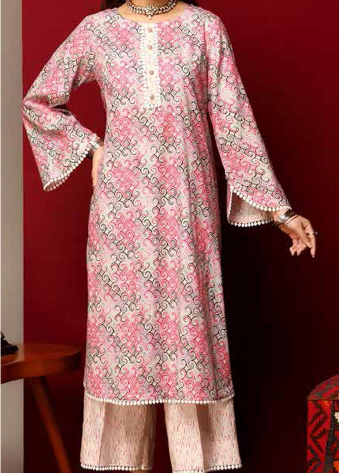 Heena By Ittehad Textiles Printed Cotton Suits Unstitched 2 Piece ITD21HC 012C - Fall Collection