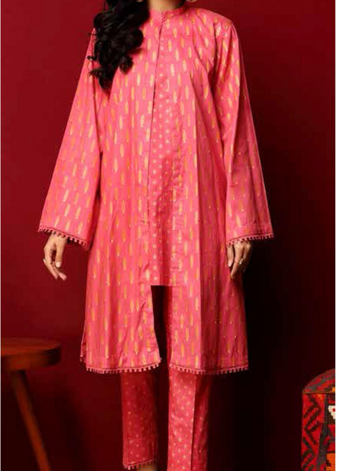 Heena By Ittehad Textiles Printed Cotton Suits Unstitched 2 Piece ITD21HC 016A - Fall Collection