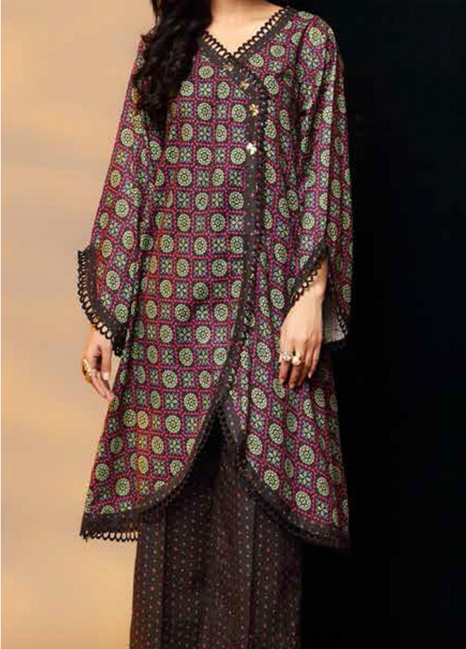 Heena By Ittehad Textiles Printed Cotton Suits Unstitched 2 Piece ITD21HC 017A - Fall Collection