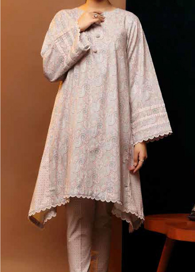 Heena By Ittehad Textiles Printed Cotton Suits Unstitched 2 Piece ITD21HC 020C - Fall Collection