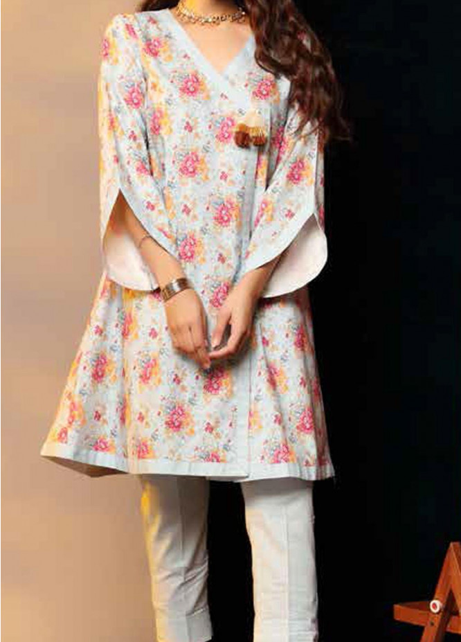 Heena By Ittehad Textiles Printed Cotton Suits Unstitched 2 Piece ITD21HC 022C - Fall Collection