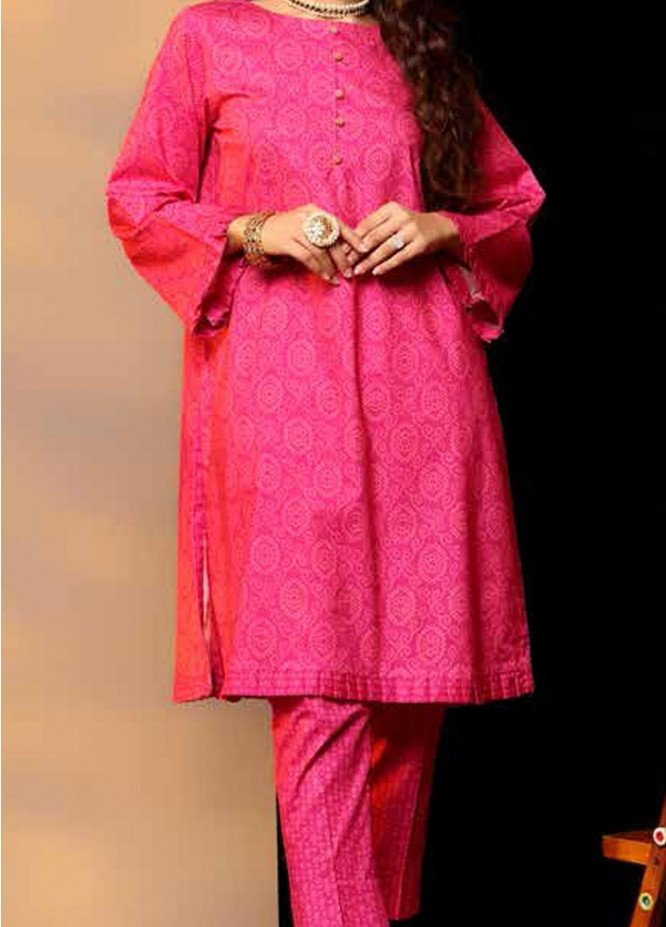 Heena By Ittehad Textiles Printed Cotton Suits Unstitched 2 Piece ITD21HC 023C - Fall Collection