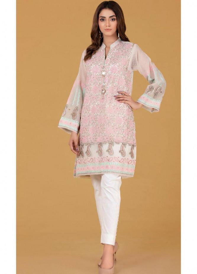 Gul Ahmed Luxury Pret Embroidered Cotton Kurties GA21K WGK-FFS-SP-230
