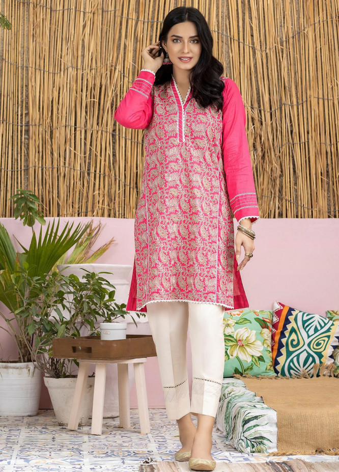 Lakhany Pret Casual Lawn Shirt LSM21EP LSM-2313