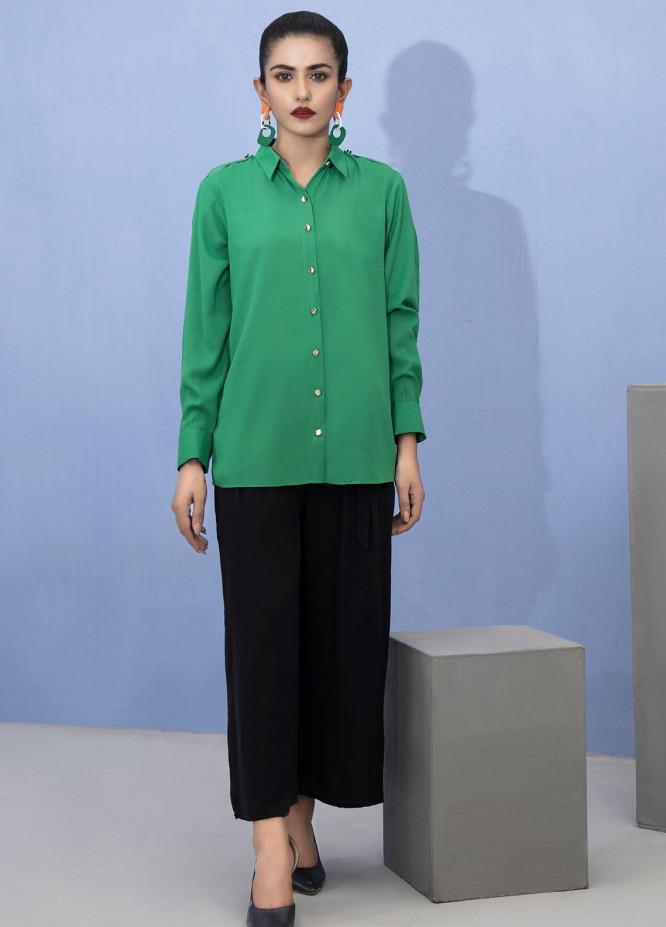 Lakhany Pret Fancy Crepe Shirt LSM21T 2383