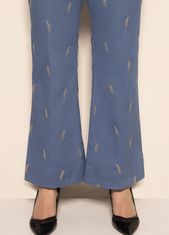 Mohagni Embroidered Cotton Trouser EMT-21-01
