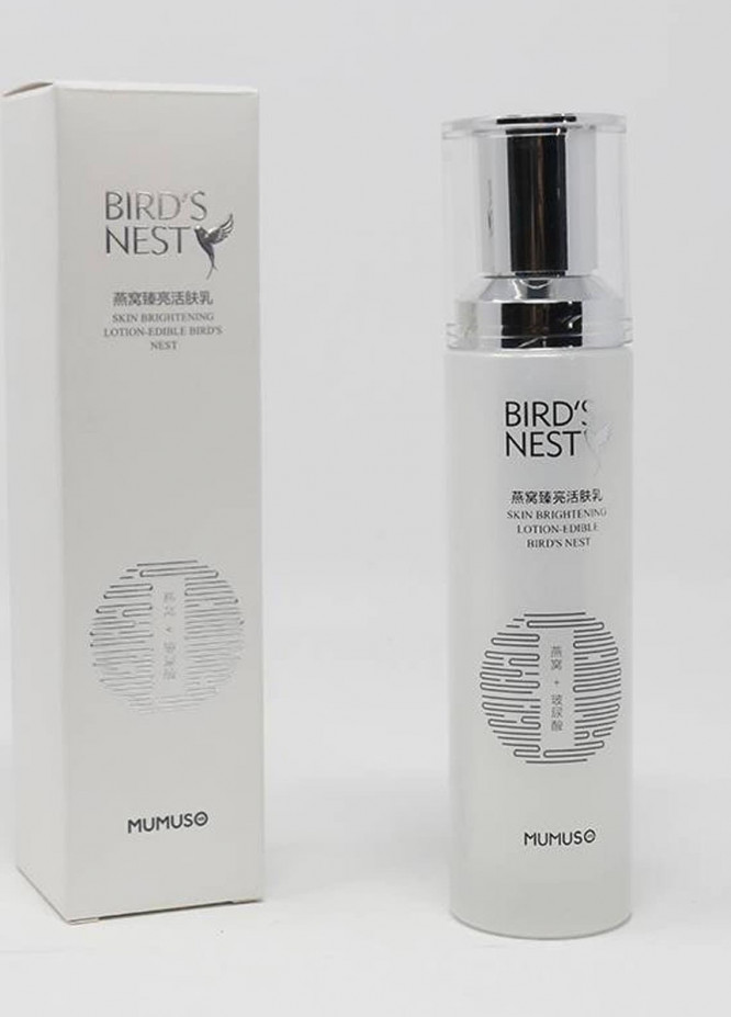 Mumuso Bird's Nest Lotion
