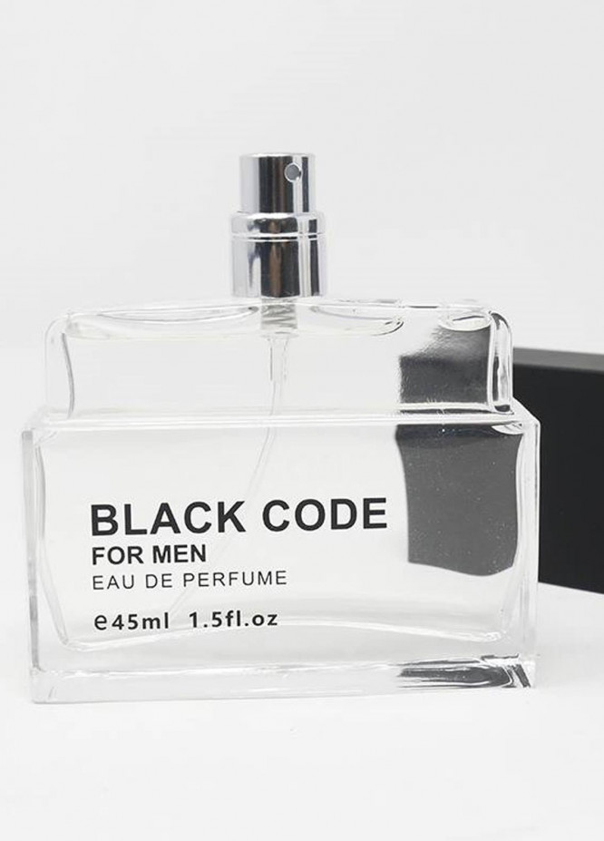 Mumuso Black Code Men Perfume
