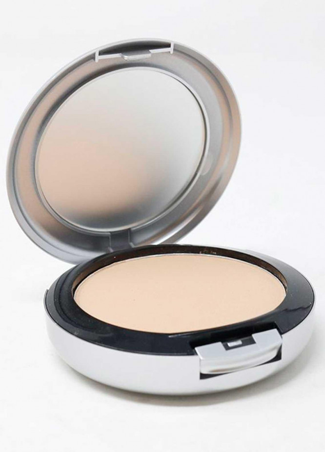 Mumuso FOREVER LASTING DUAL USE PRESSED POWDER-NATURAL
