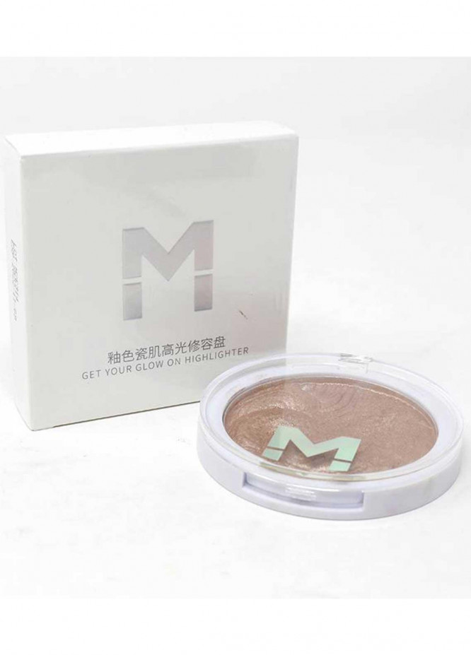 Mumuso GET YOUR GLOW ON HIGHLIGHTER 01