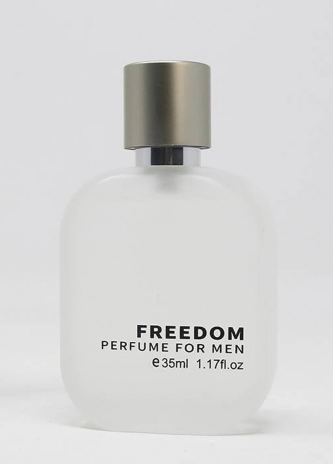 Mumuso Freedom Men Perfume - White