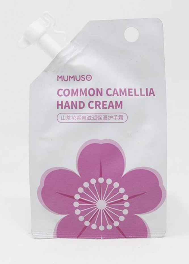 Mumuso Hand Cream - Common Camellia Perfumed