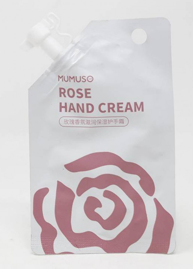 Mumuso Hand Cream - Rose Perfumed