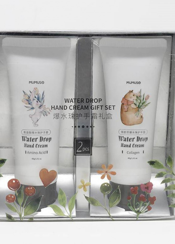 Mumuso Hand Cream Gift Set