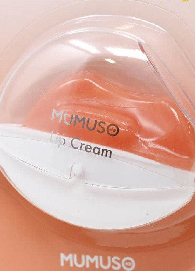 Mumuso Sweet Kiss Orange Lip Cream