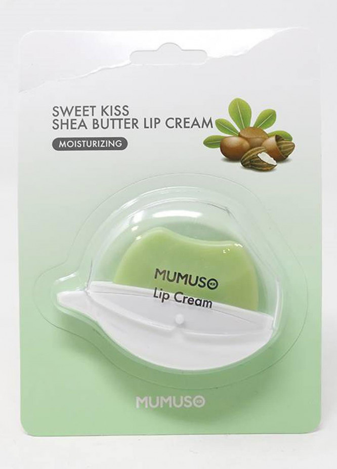 Mumuso Sweet Kiss Shea Butter Lip Cream