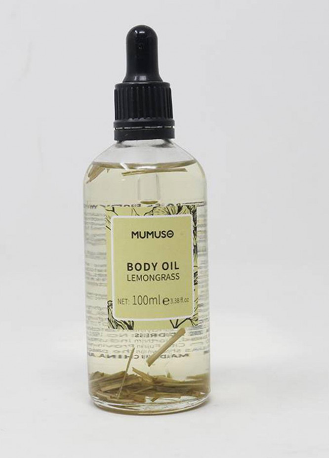 Mumuso LEMON GRASS BODY OIL