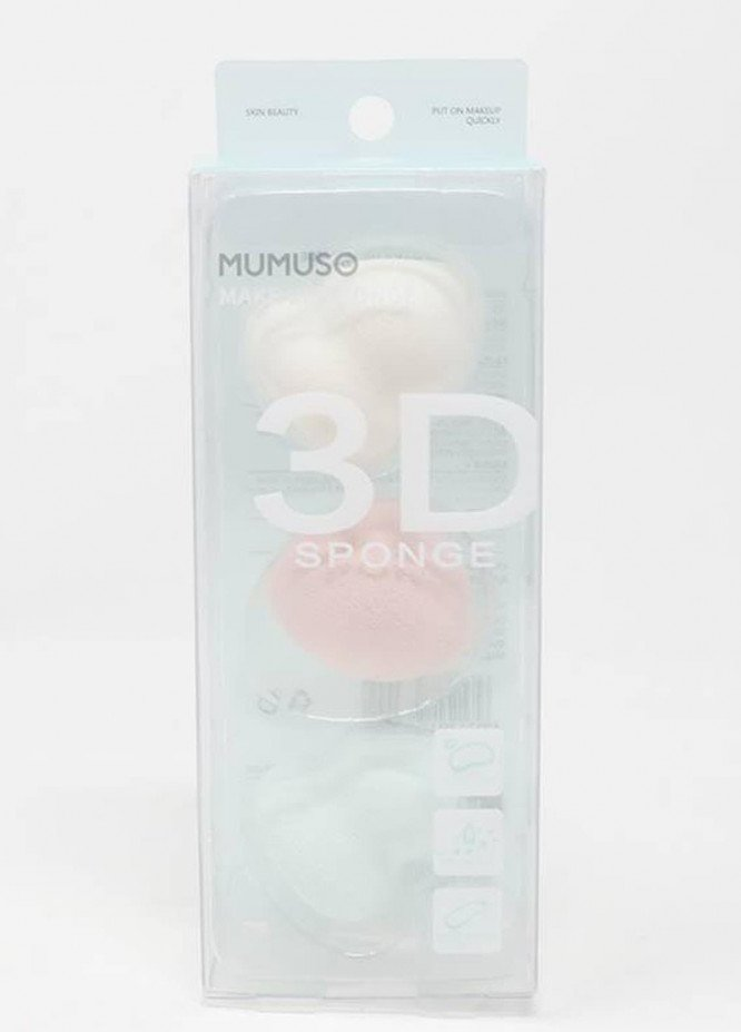 Mumuso Make Up Sponge 442