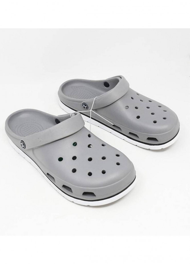 Mumuso Casual Style  Flat Shoes GS Grey