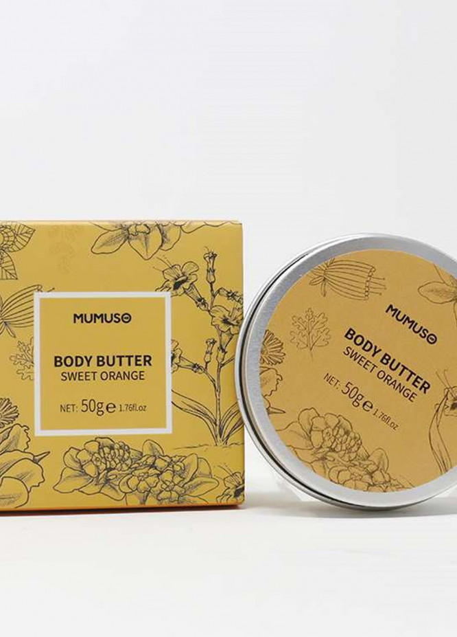 Mumuso ORANGE BODY BUTTER