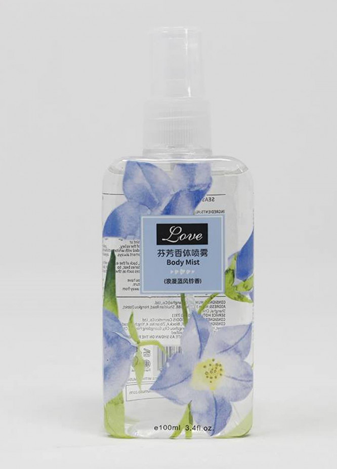 Mumuso Season Of Love Body Mist - WILD BLUEBELL