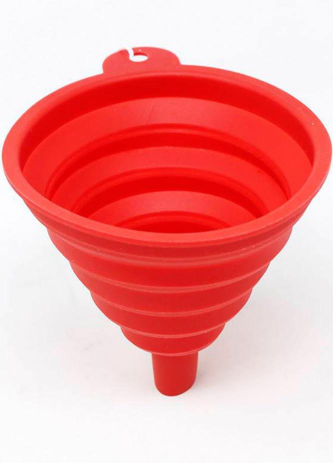 Mumuso SILICONE COLLAPSIBLE FUNNEL