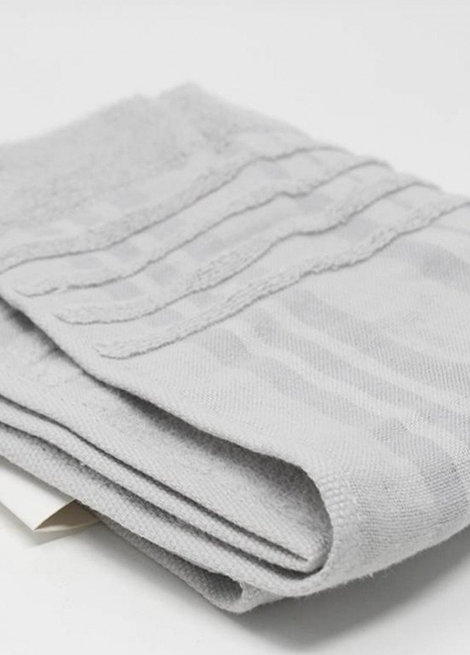 Mumuso ULTRA SOFT FACE TOWEL-UNTWISTED (YARN GREY)