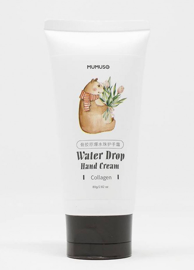 Mumuso Water Drop Hand Cream