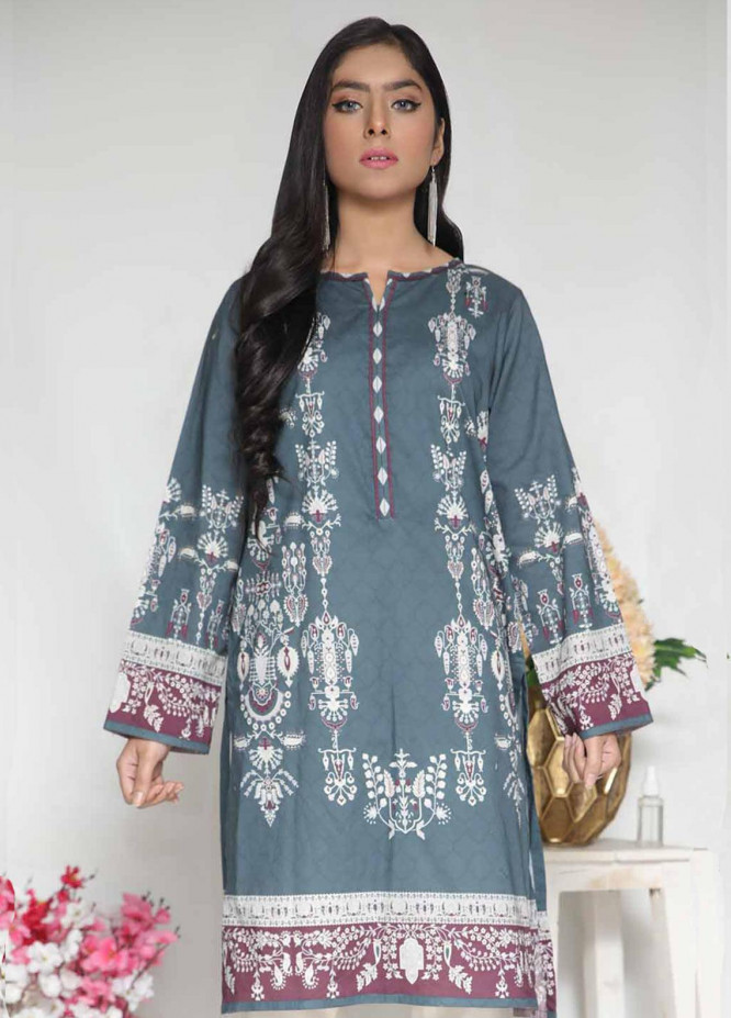 Oture Printed Cambric Stitched Kurtis OT20CW ODW1S200091