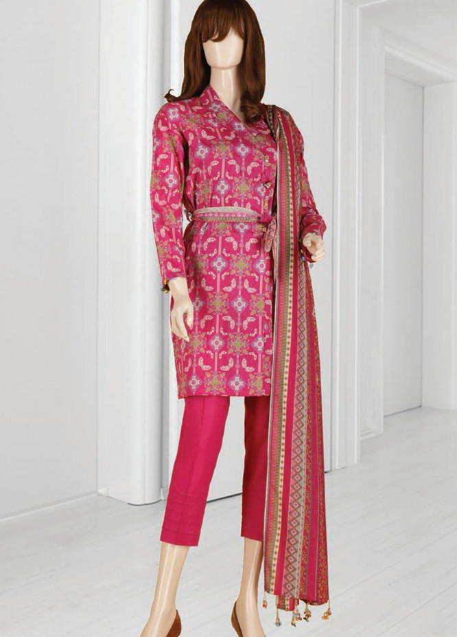 Mushk By Saya Printed Lawn Suits Unstitched 3 Piece SY21MUM-2108-14B DIWAN - Summer Collection