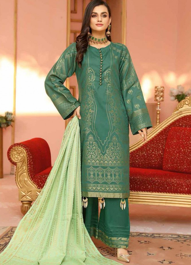 Shahnameh by Riaz Arts Banarsi Lawn Suits Unstitched 3 Piece RA21BB D-04 - Summer Collection