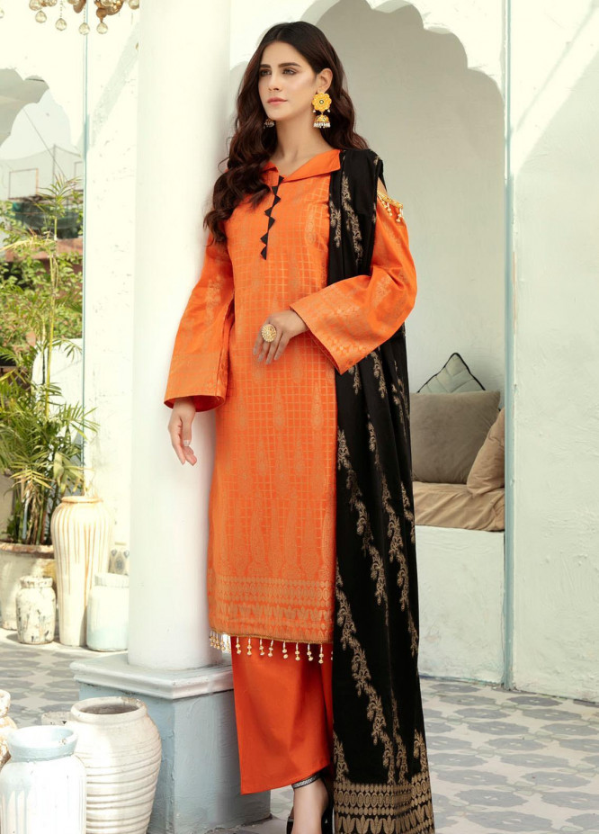Shahnameh by Riaz Arts Banarsi Lawn Suits Unstitched 3 Piece RA21SB D-20 - Summer Collection