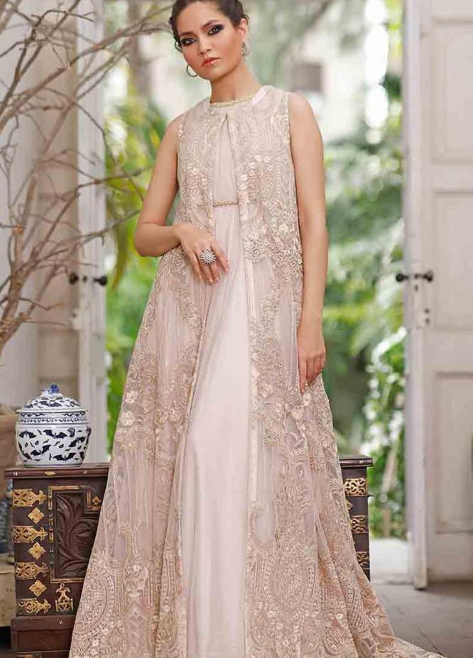 Threads & Motifs Luxury Pret Embroidered Net Shirt THM21F 7053.3