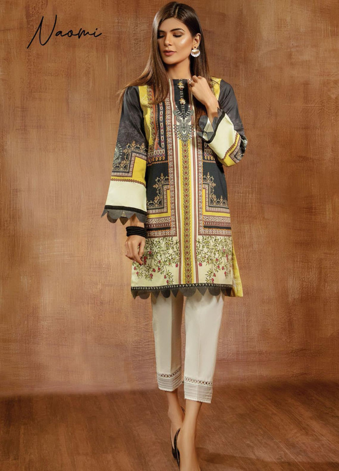 Viva Prints by Anaya Printed Lawn Suits Unstitched 2 Piece AK21V VP-04 NAOMI - Summer Collection