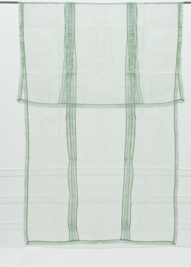 Yusra Ansari Fancy Net  Dupatta YA20D 02 Sereia - Luxury Collection