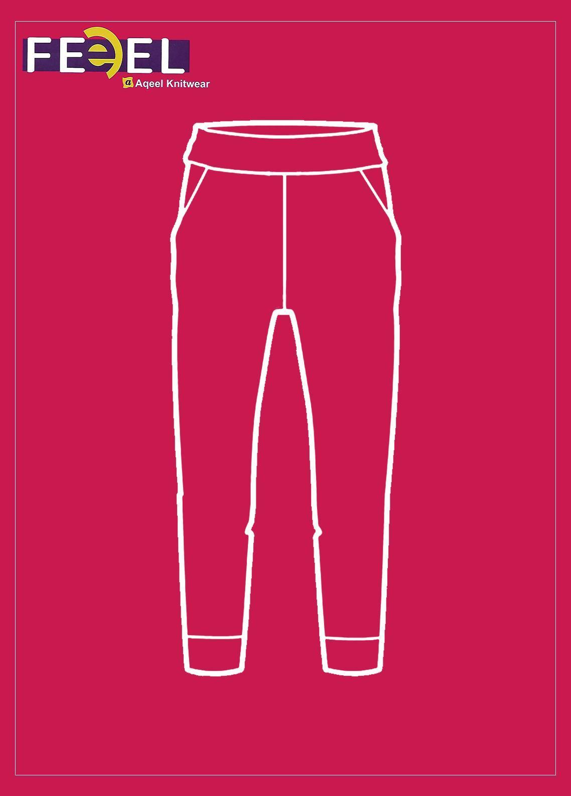 Feel Inner Wear Jersey Body Warmer Thermal 3 Fawn Color