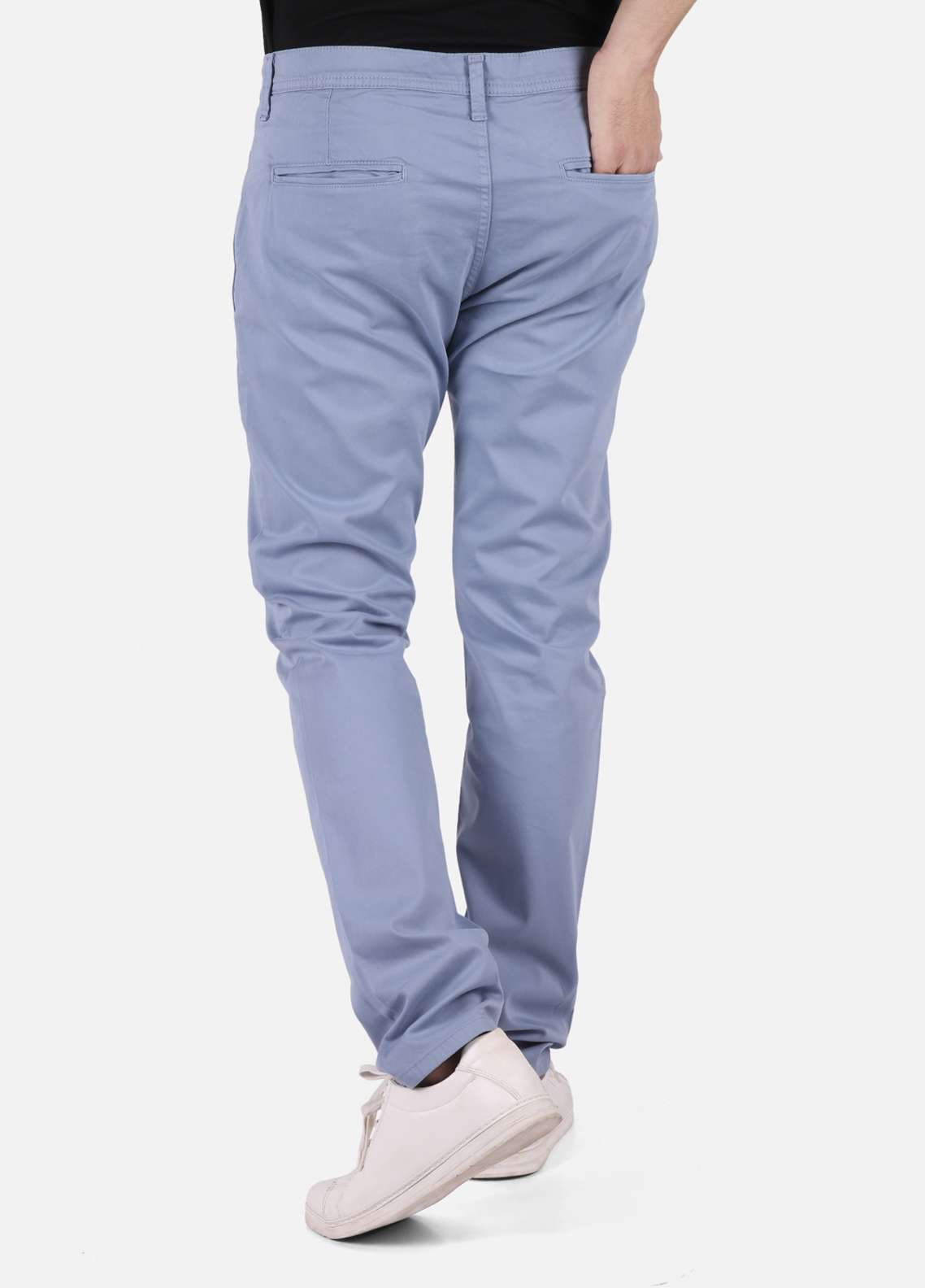 Furor  Chino Pants for Men - Blue FRM18C FMBCP18-010