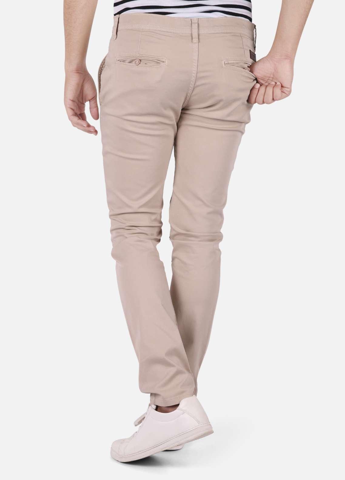 Furor  Chino Pants for Men - Sand FRM18C FMBCP18-007