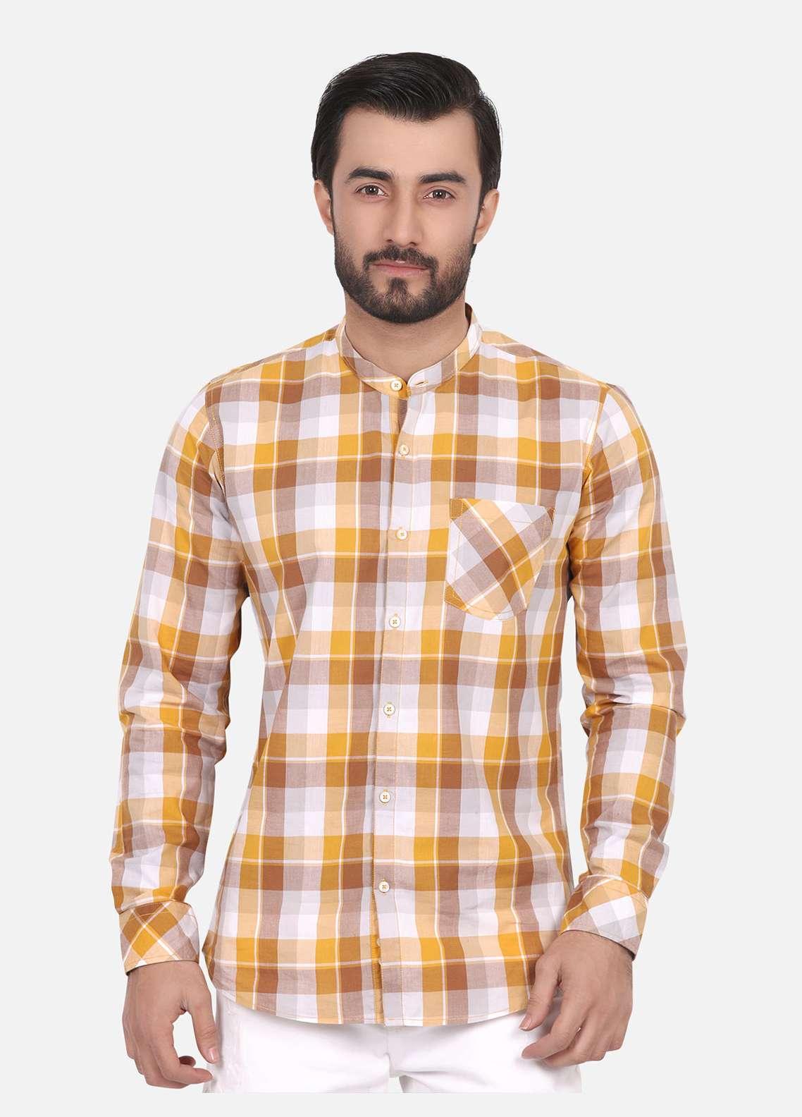 Furor  Casual Men Shirts - Multi FRM18CS 31139